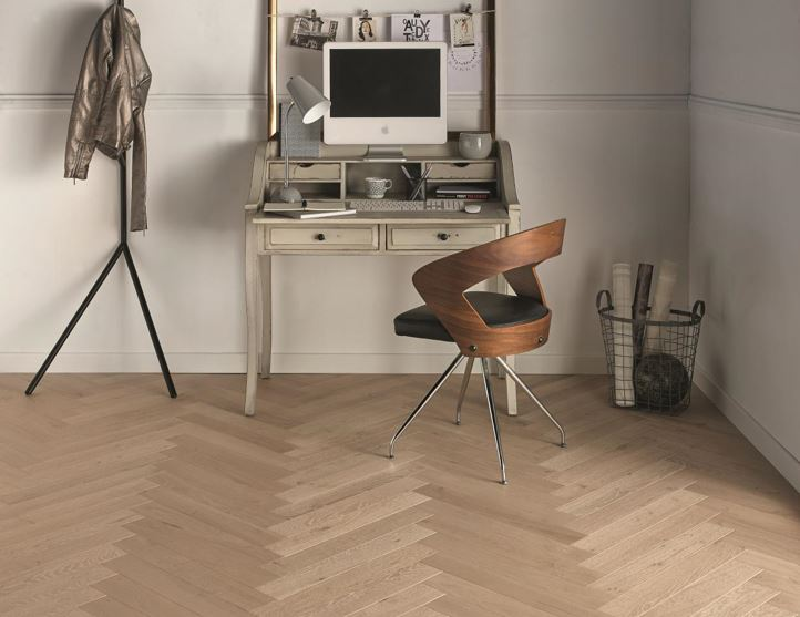 "Hardwood flooring ""Panaget"""