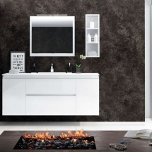 Advance furniture White shiny atmosphere