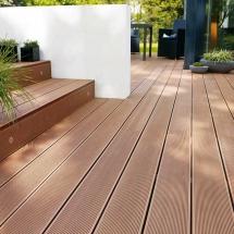 Composite brown Terrace