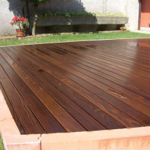 Lambourdes exotic timber