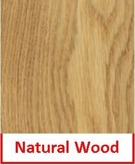 Hardwood Natural Wood
