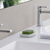 Omega washbasin