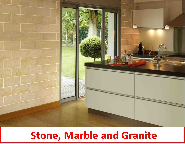 Stone, Marble and Granite